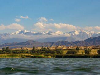 Озеро Иссык-Куль, Киргизи
