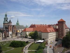 Кафедральный собор Кракова и Вавельский замок