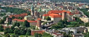 Вавельский замок - общий вид