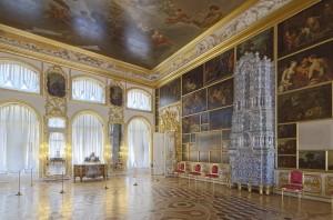 Картинная галерея Екатерининского дворца