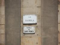 Барселона, Рамбла