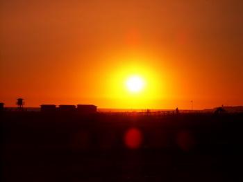 Солнце садится, Херес