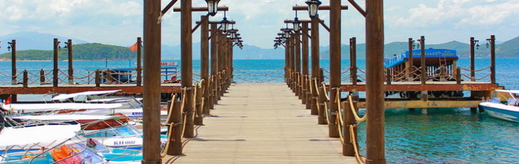 Пляжи Нячанга
