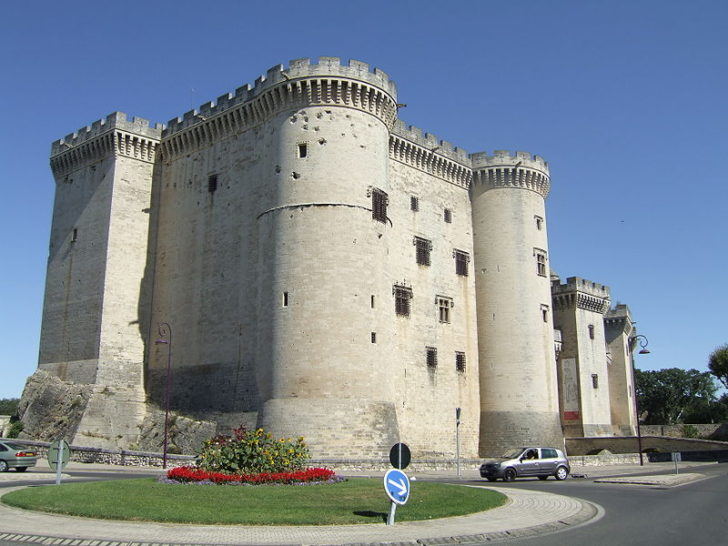 Замок Тараскон фото K.Weise