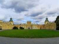 Вилянувский дворец, Польша, фото Bartosz MORĄG