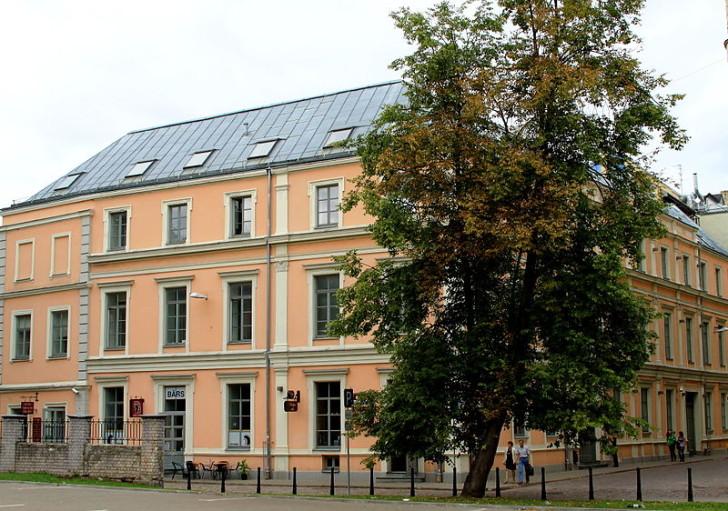Дворец Петра I, Рига