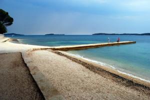 Фажаны, пляж