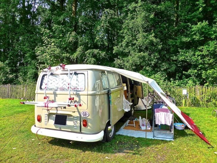 Дом на колесах, Финляндия