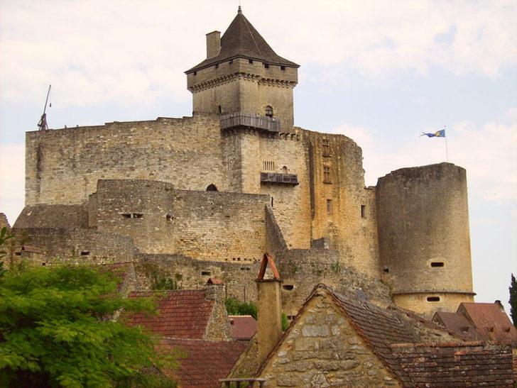 Замок Кастельно фото Moby62
