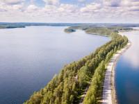 Пункахарью, Финляндия