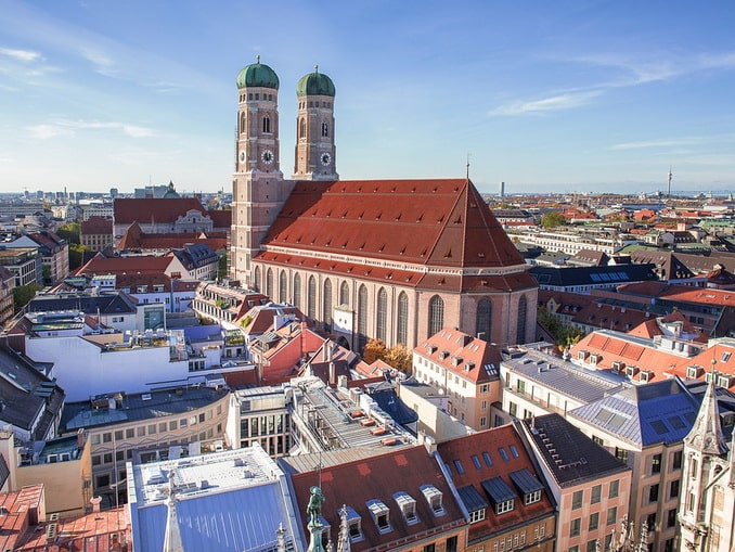 Фрауэнкирхе, Мюнхен