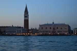 Вечерняя ВенецияВечерняя Венеция