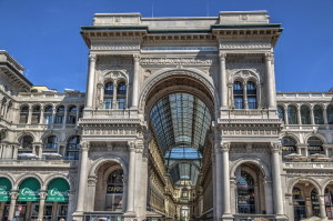Галерея в Милане