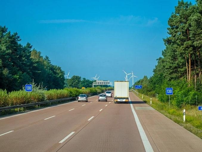 Польская автострада - на машине в Западную Европу