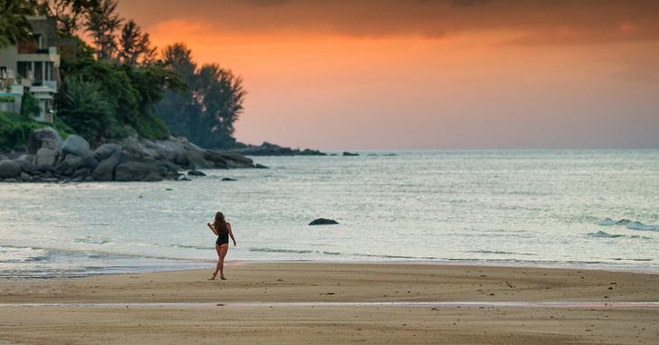 Море, пляж, Таиланд