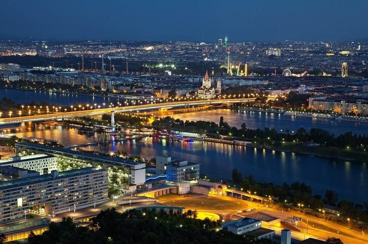 Вена, Австрия