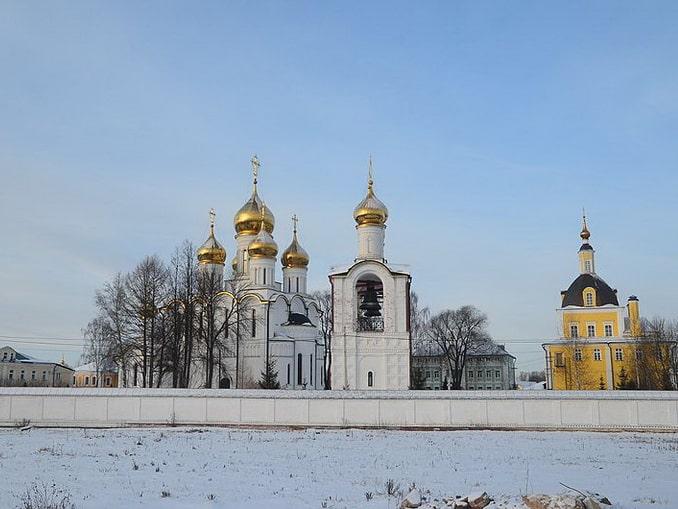 Никольский монастырь в Переславль-Залесском, фото Елена Апухтина