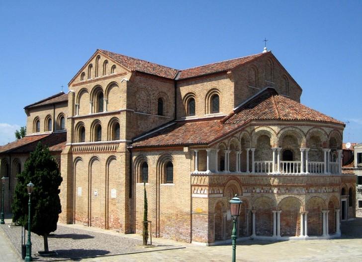 Собор Санта-Мария э Донато, Мурано