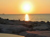 Сансет - остров Парос, Греция