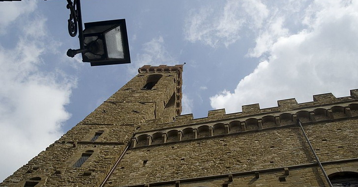Замок Барджелло