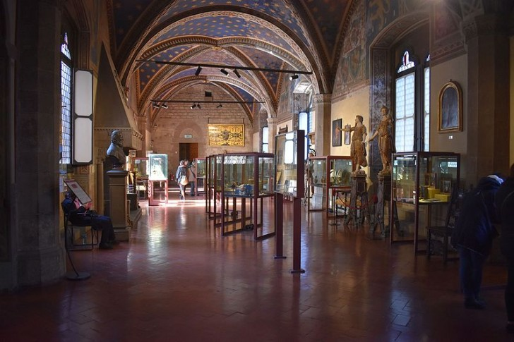 Коллекция Луи Каррана, Барджелло, фото Nicola Quirico
