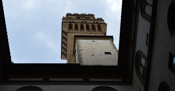 Палаццо Веккьо, Старый дворец, Флоренция