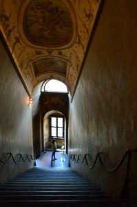 Лестница в Палаццо Веккьо