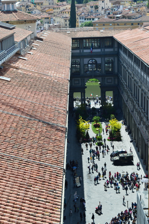 Уффици, Флоренция