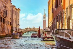 Венеция, вид на Сан-Джорджо Маджоре