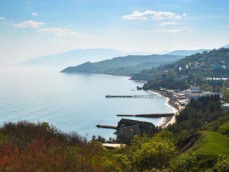 Южный берег Крыма - лучшие курорты