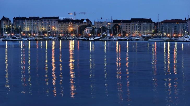 Хельсинки, порт