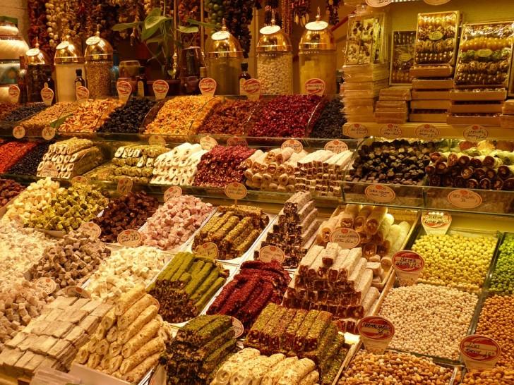 Восточные сладости, Стамбул