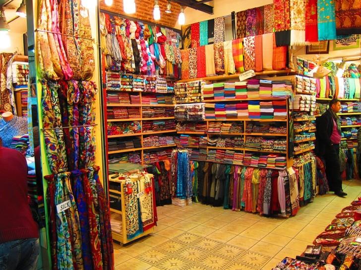 Магазин, Турция