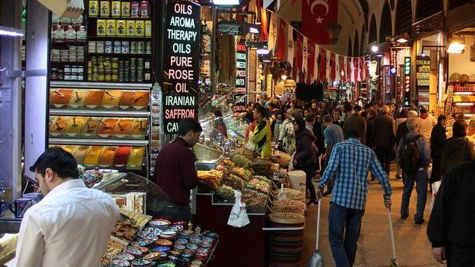 Базар - какие сувениры можно привезти из Турции