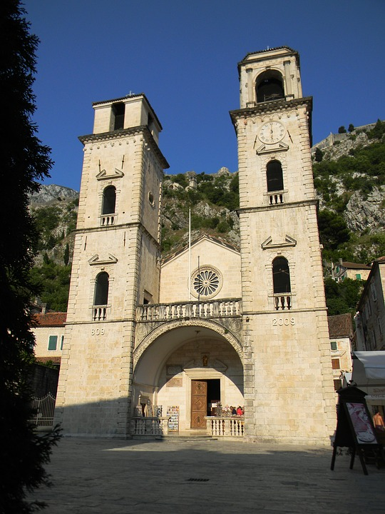 Собор Святого Трифона, Котор