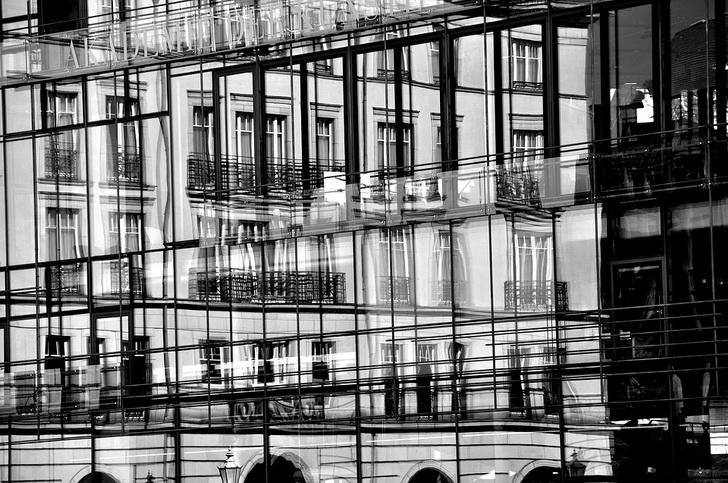 Берлин зеркальный