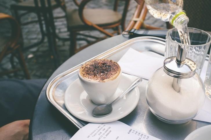 Кофе, Рим