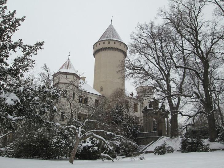 Конопиште, Чехия