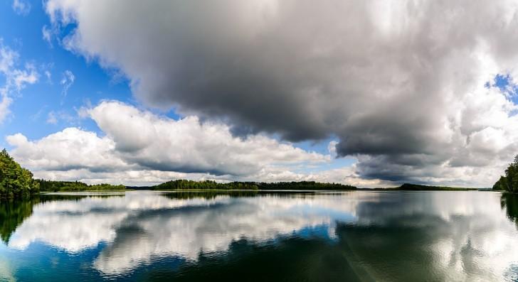 Озеро, Польша