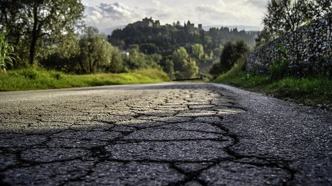 Дорога - в Италию на машине
