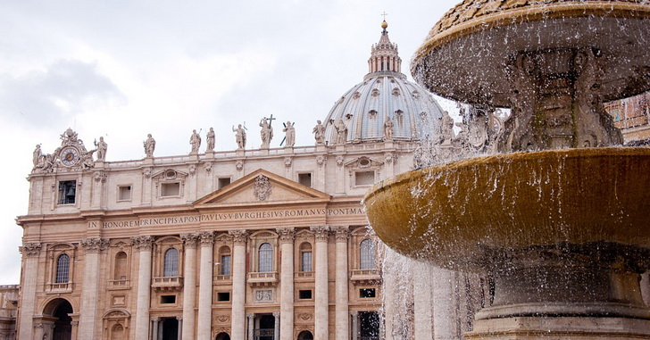 Рим, базилика Святого Петра