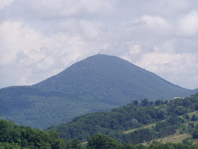 Гора Ахун, Сочи