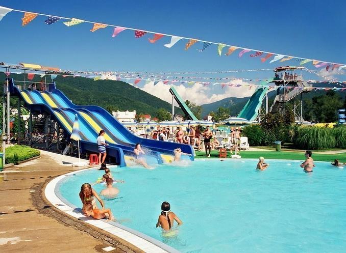 Аквапарк в Лазаревском, фото wikiway.com