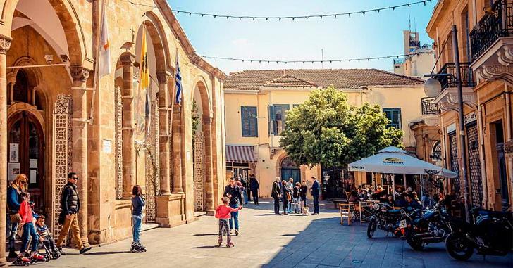 Никосия, Кипр, фото chooseyourcyprus.com