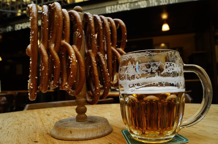 Пиво, Прага
