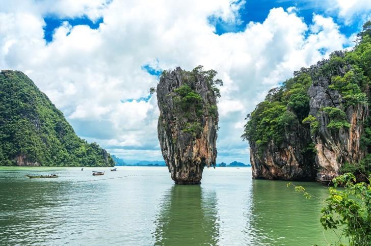 Ко Тапу, Таиланд