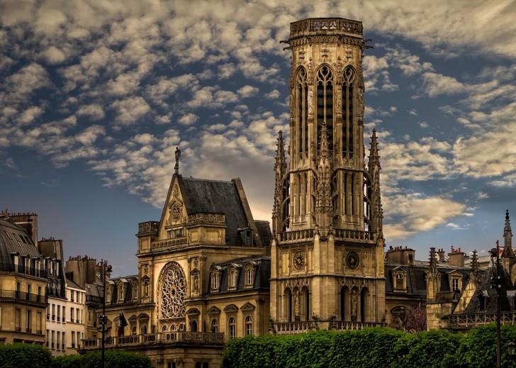 Сен-Жермен-л'Оксеруа, Париж