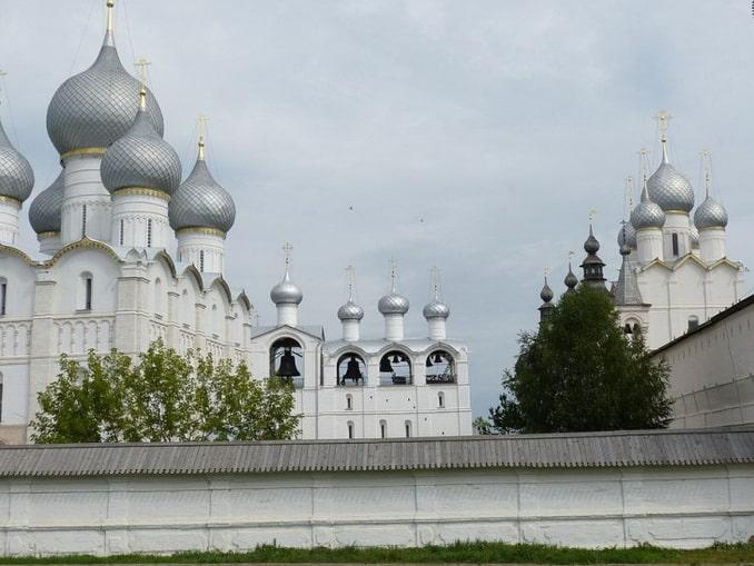 Звонница Ростовского кремля, Россия