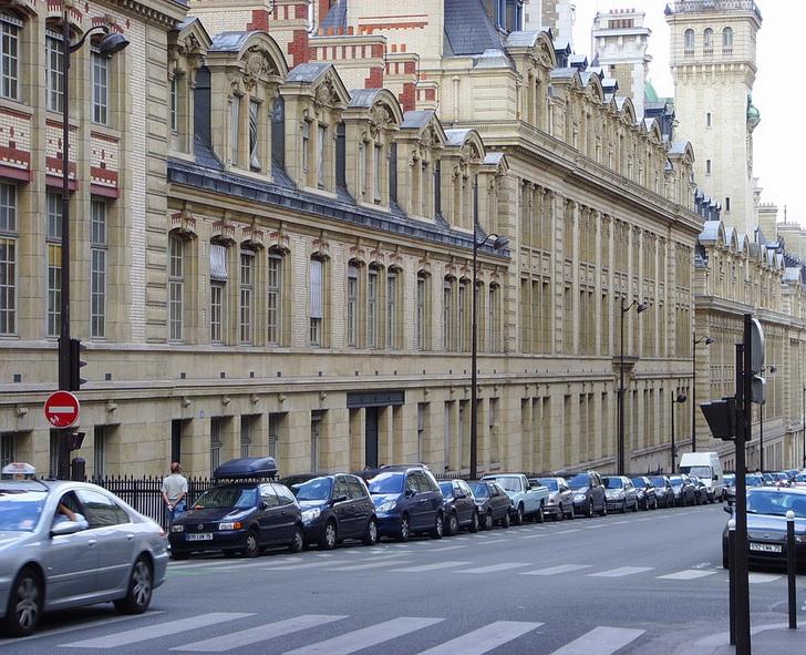 Сорбонна, Париж