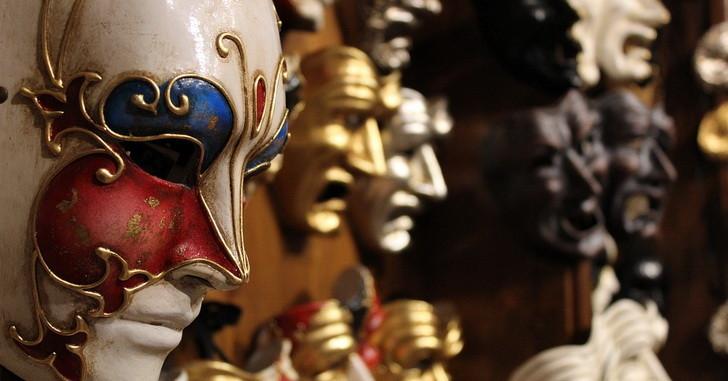 Венеция - маски